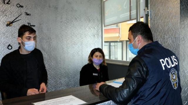 Günübirlik evlere operasyon! 478 aranan şahıs yakalandı