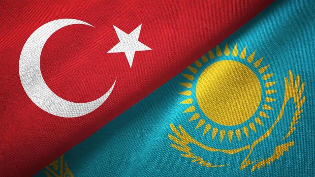 Kazakistan'dan Türkiye mesajı: İş birliğini güçlendirmeyi amaçlıyoruz