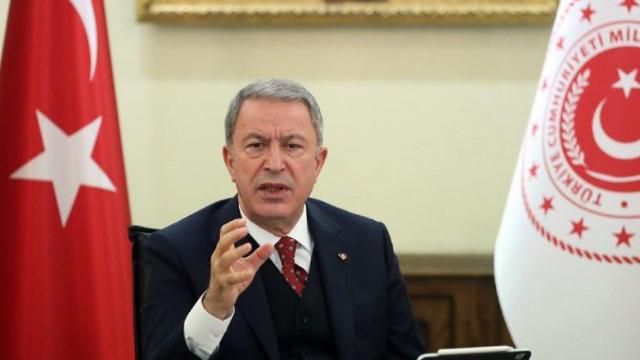 Türkiye-ABD arasındaki sorun ne? Bakan Akar yanıtladı