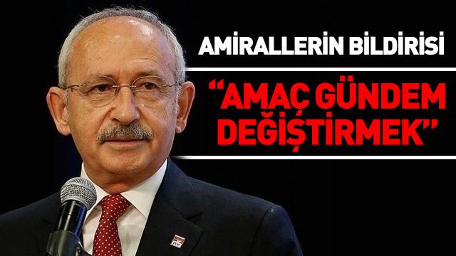 Kılıçdaroğlu'ndan bildiri mesajı: Amaç gündemi değiştirmek