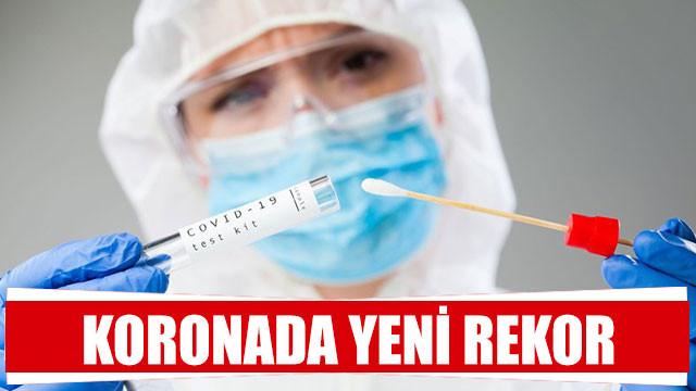 Sağlık Bakanlığı açıkladı! Türkiye'nin 7 Nisan Koronavirüs Tablosu