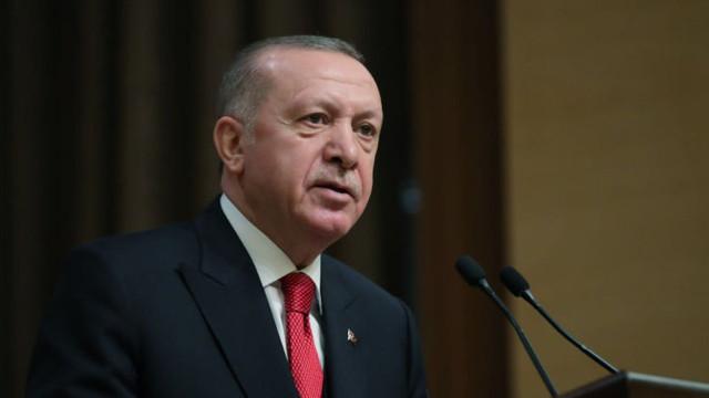 Cumhurbaşkanı Erdoğan: Pazartesi gününden itibaren kontrollü normalleşme takvimine başlıyoruz