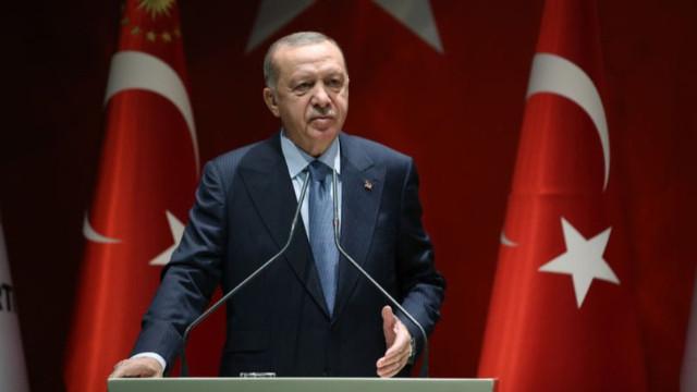 Erdoğan: İlk iki hafta kısmi kapanma uygulanacak