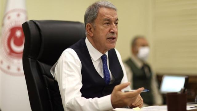 Akar'dan Rusya-Ukrayna gerginliği açıklaması