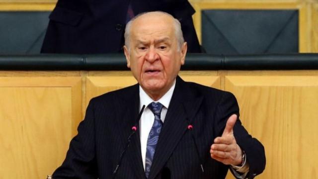 Bahçeli: Kılıçdaroğlu aday olsun