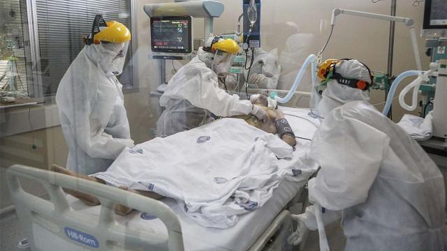 Dr. Erkan Dayanır: Yoğun bakımdaki yataklarının tamamı doldu
