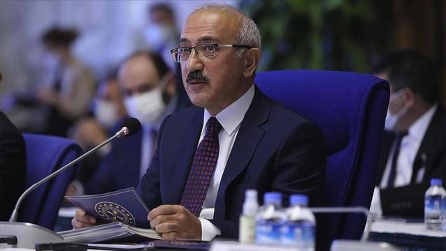 Bakan Elvan'dan 128 milyar dolar açıklaması: Kimseyi yolsuzlukla suçlayamazsınız