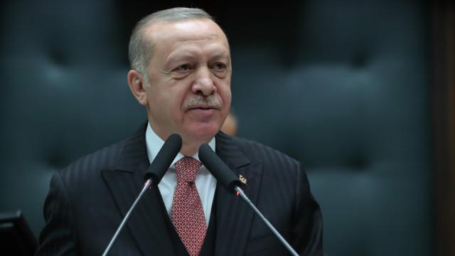 Erdoğan: Biz kefenimizi giyerek yola çıktık