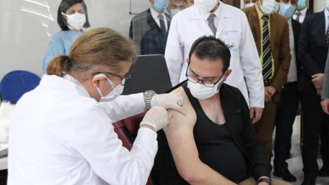 Yerli aşı gönüllüsü: Hiçbir sağlık problemi yaşamadım