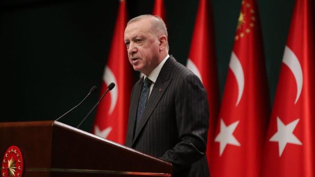 Cumhurbaşkanı Erdoğan açıkladı! Bayram sonuna kadar tam kapanma