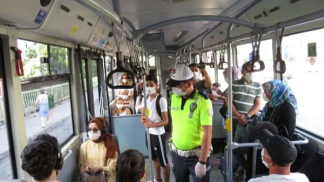 Tam kapanmada otobüs, metro, metrobüs çalışıyor mu?