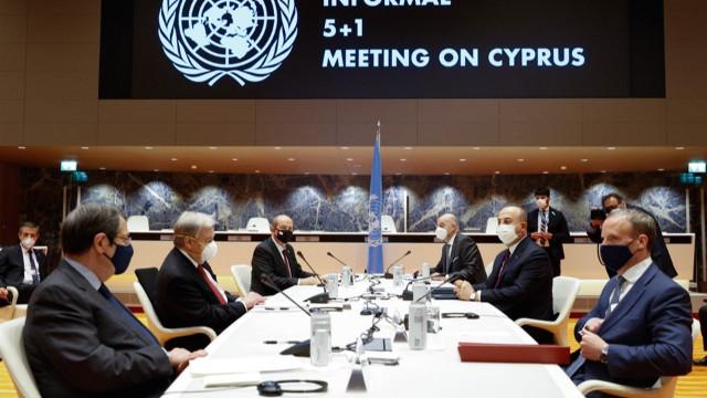 Kıbrıs görüşmelerinden sonuç çıkmadı