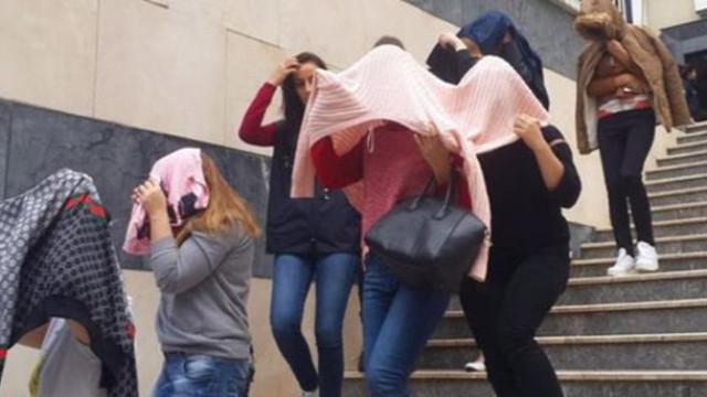 İstanbul'da operasyon! 20 kadın kurtarıldı!