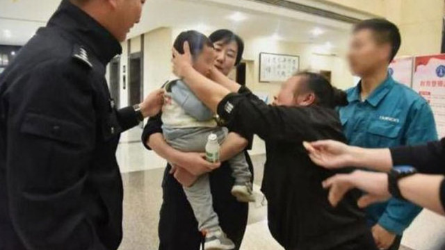 Çin'de bir çocuk 202 bin TL'ye satıldı