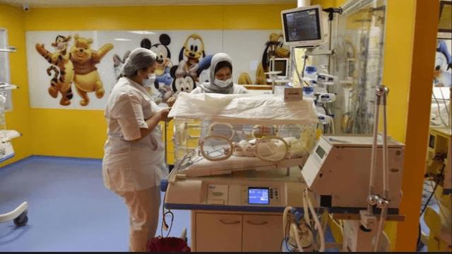 Dokuz doğuran anne doktorları bile şaşırttı