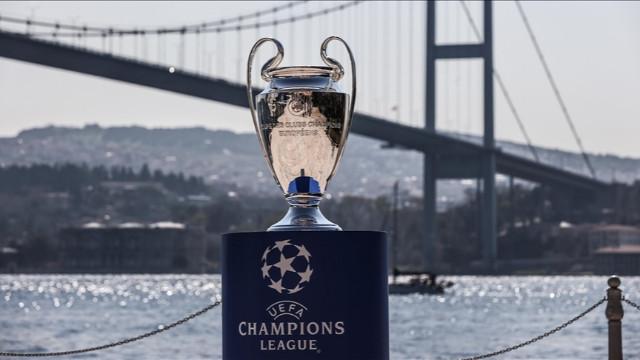 UEFA'dan Şampiyonlar Ligi finali kararı