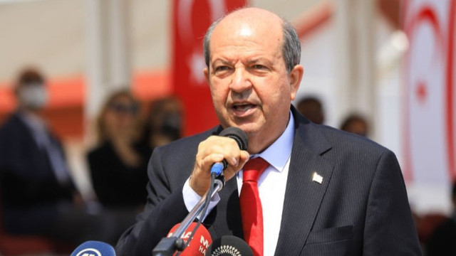 Tatar'dan Rum lidere tokat gibi cevap: Benim arkamda 85 milyon Türkiye var
