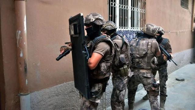DEAŞ'ın sözde 'Bomba timi komutanı' yakalandı