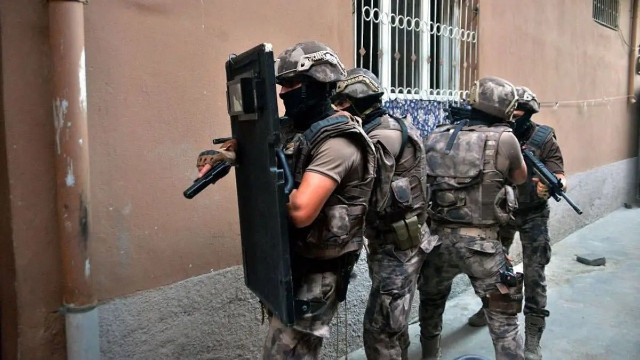 DEAŞ'lı terörist İstanbul'da yakalandı!