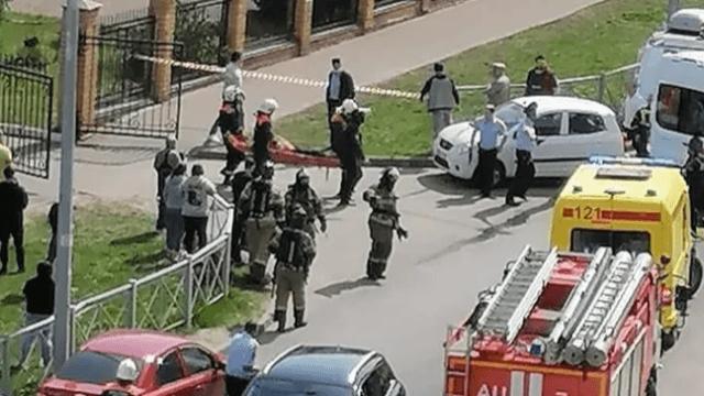 Rusya'da okula silahlı saldırı: 13 kişi hayatını kaybetti