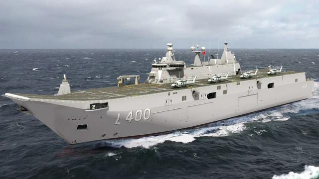 ABD merkezli Forbes dergisi: Türkiye, dünyanın ilk SİHA gemisine sahip olabilir