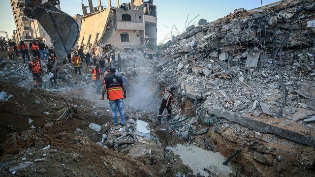 Mısır'dan İsrail ve Filistin'e ateşkes önerisi