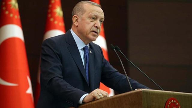 Cumhurbaşkanı Erdoğan dev projenin açılışında duyurdu: Meclis'e sunuyoruz