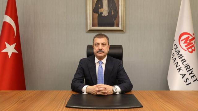 Kavcıoğlu'ndan kredi büyümesi mesajı: Oranların gerilemeye devam etmesi beklenmekte