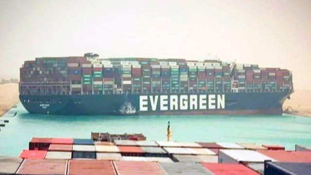 Mısır'dan Süveyş Kanalı'nı tıkayan gemile ilgili karar!