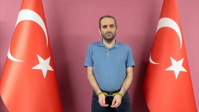 FETÖ üyesi, MİT'in operasyonuyla Türkiye'ye getirildi