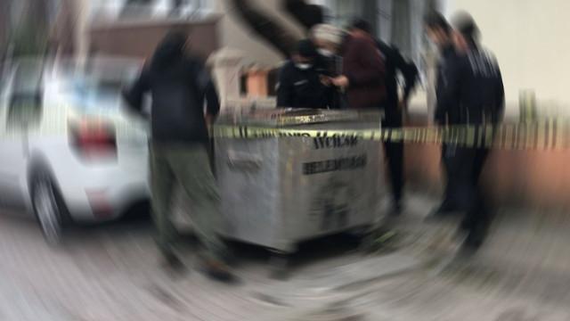 İstanbul'da korkunç olay! Yeni doğan bebeğini çöpe attı!