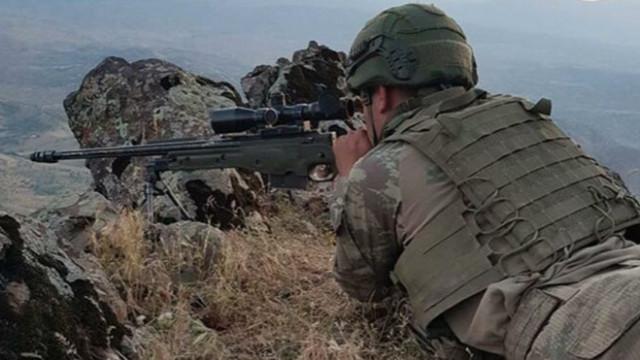 MSB duyurdu: Saldırı hazırlığındaki 39 terörist öldürüldü!