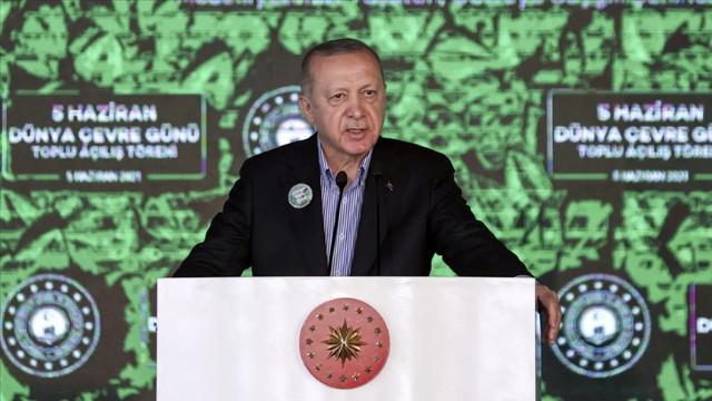 Erdoğan: Bakanlığa talimat verdim. Marmara'yı bu deniz salyası belasından kurtaracağız