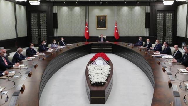 Cumhurbaşkanlığı Kabinesi tarihi öne çekildi!