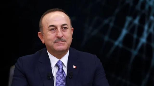 Çavuşoğlu: Türkiye ve Fransa dost kalacak