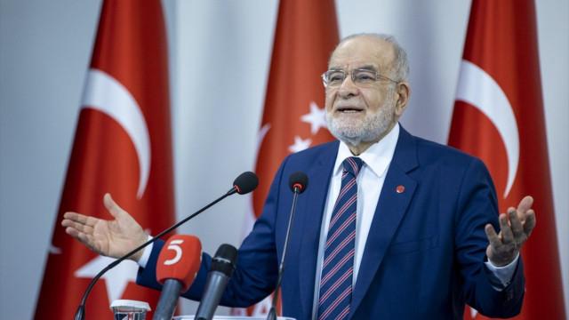 """Karamollaoğlu'ndan HDP'ye kapatma davasına tepki: """"Prensip olarak karşıyız"""""""