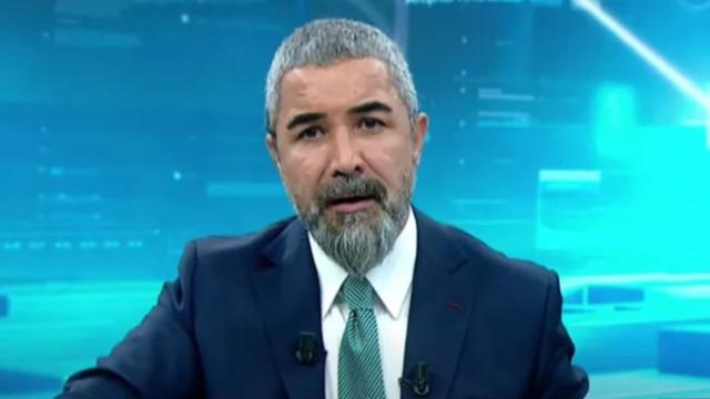 Veyis Ateş, Habertürk TV'den istifa etti!
