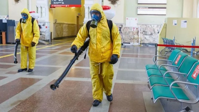 Moskova'da mutasyonlu virüs alarmı
