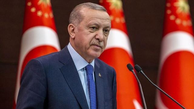 Cumhurbaşkanı Erdoğan: Zamlı maaş ve ikramiyeleri bayram öncesi ödeyeceğiz