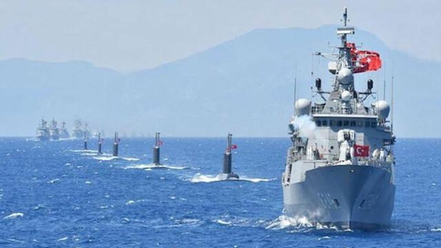 Türkiye'den Yunanistan'a NAVTEX misillemesi