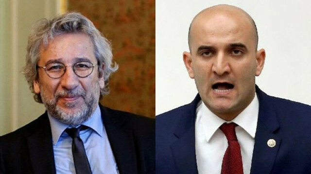 MHP'li Kılavuz'dan Can Dündar'a: Ağzından salyalar akan yabancı servislerin tetikçisi
