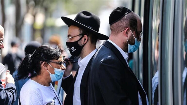 İsrail'de virüs bitti derken maske takma zorunluğu geri geldi