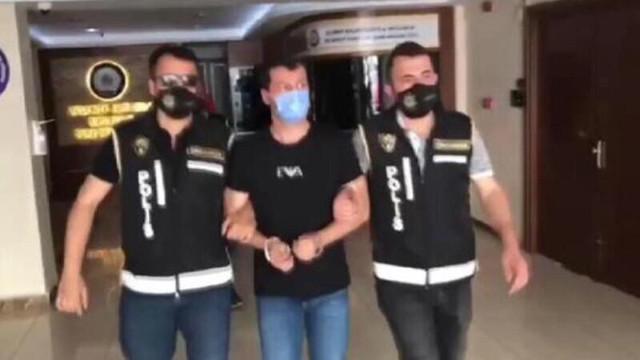 Sarallar suç örgütünün lideri Zafer Saral Türkiye'ye teslim edildi