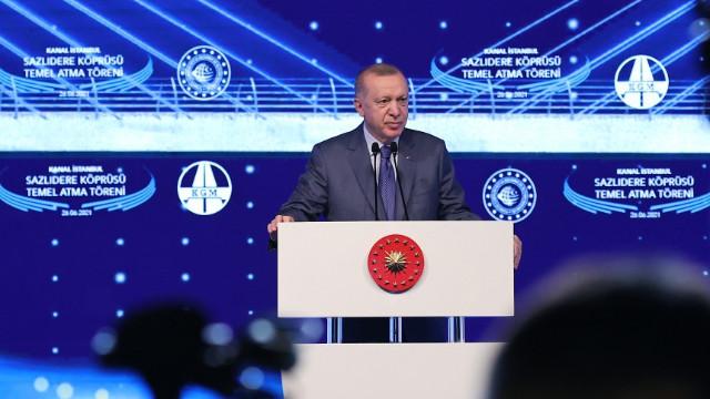 Erdoğan, yerli uydu için tarih verdi...