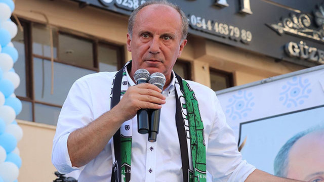 İnce'den Kılıçdaroğlu'na 'televizyona çıkma' teklifi