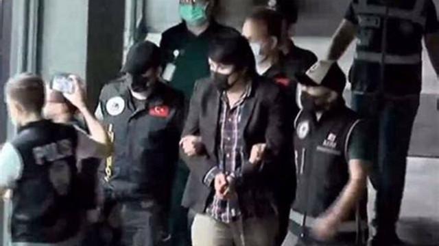 Tosuncuk lakaplı Mehmet Aydın istanbul'a getirildi