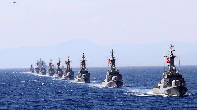 The Economist'ten Türk donanmasına övgü