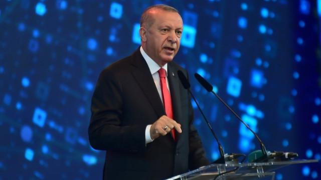 Erdoğan 5 tesisin açılışını yaptı