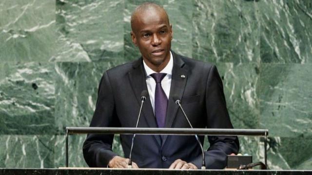 Haiti Devlet Başkanı Moise suikast sonucu hayatını kaybetti!