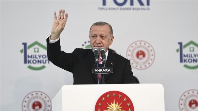 Erdoğan: Hizmet götürülemeyen hiçbir kesim bırakmadık